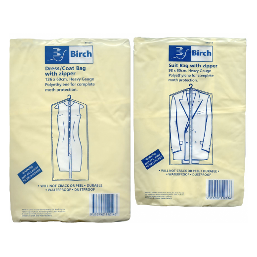 Birch Garment  Bag 1