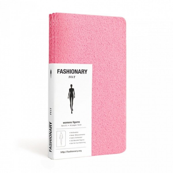 Fashionary Mini pink 2
