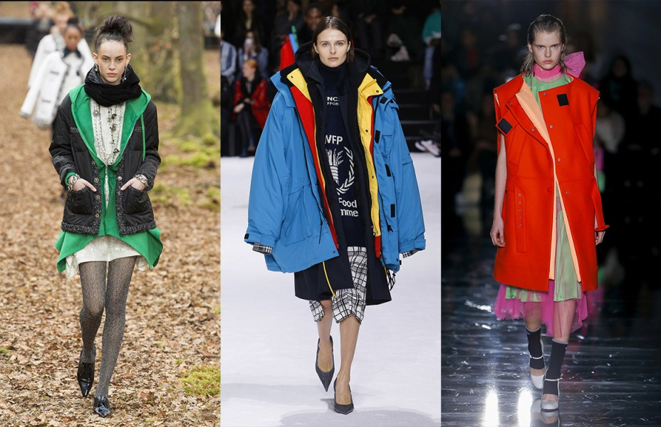 Spotlight on Vogue – Fashion Trends Winter/Fall  2018-2019