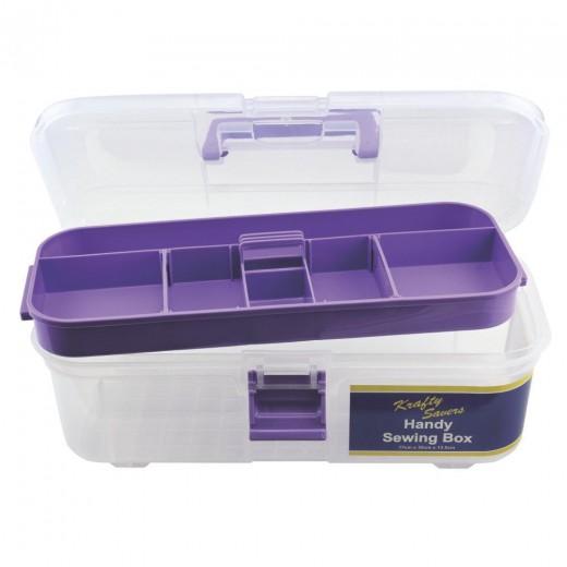 Sewing Box_Purple